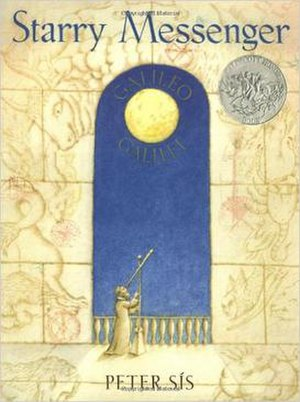 Starry Messenger (picture book) - First edition