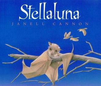 Stellaluna - Image: Stellaluna cover