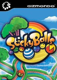 <i>Sticky Balls</i>