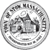 Official seal of Stow, Massachusetts
