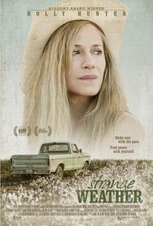 Strange Weather (film) - Film poster