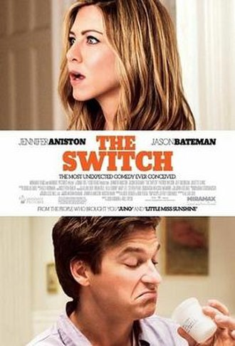The Switch (2010 film) - Theatrical release poster