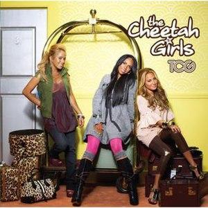 TCG (album) - Image: TCG Cheetah Girlsalbumcover