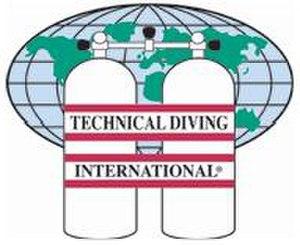 Technical Diving International - Image: TDI