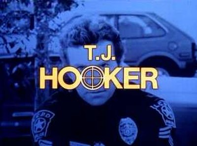 Picture of a TV show: T.J. Hooker