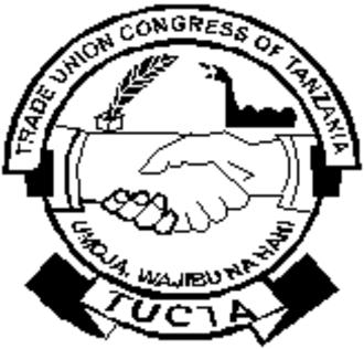 Trade unions in Tanzania - Logo of the TUCTA