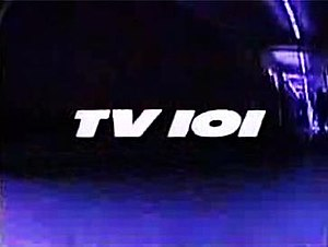 TV 101 - Title screen