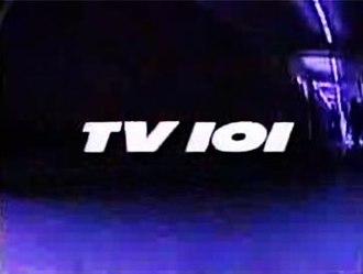 TV 101 - Title screen