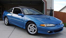 eagle talon wikipedia Talon TSi Turbo eagle talon