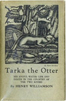 Tarka the Otter first edition cover.jpg