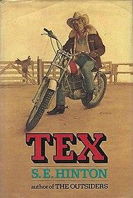 <i>Tex</i> (novel) novel by S. E. Hinton