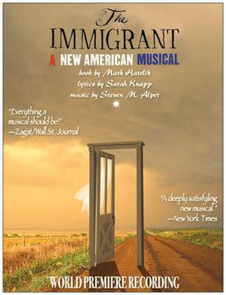 The Immigrant (musical) - Image: The Immigrant Musical OCR