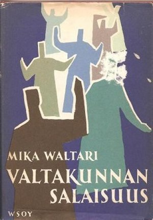The Secret of the Kingdom - First edition (Finnish)