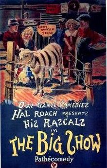 the big show 1923 film wikipedia