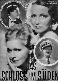 <i>The Castle in the South</i> 1933 film