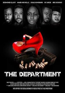 <i>The Department</i> (film) 2015 film by Remi Vaughn-Richards