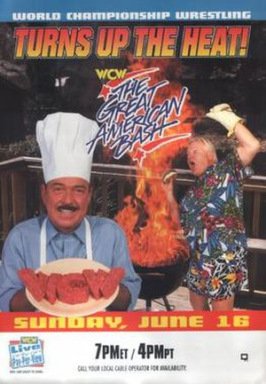 The Great American Bash - Image: The Great American Bash 96