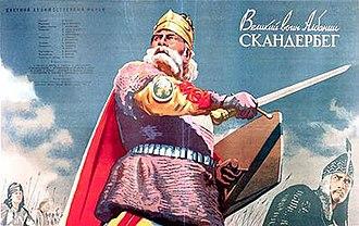 The Great Warrior Skanderbeg - Image: The Great Warrior Skanderbeg