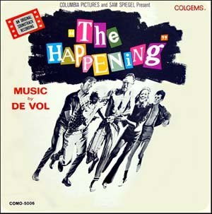 The Happening (1967 soundtrack) - Image: The Happening soundtrack, 1967