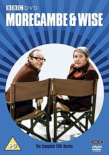 <i>The Morecambe & Wise Show</i> (1968 TV series) 1968 TV series