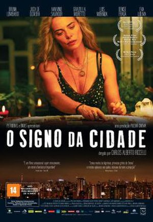 The Sign of the City - Theatrical poster