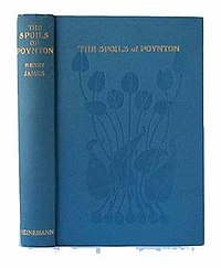 The Spoils of Poynton - Wikipedia, the free encyclopedia