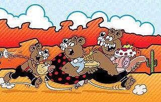 The Three Bears (comic strip)