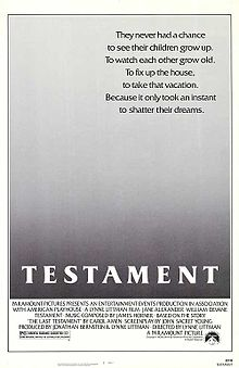 The movie poster of Testament from the year 1983.jpg