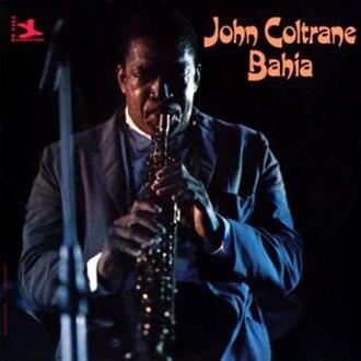 Bahia (album) - Image: Trane Bahia