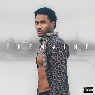 Tremaine the Album - Image: Trey Songz Tremaine Cover