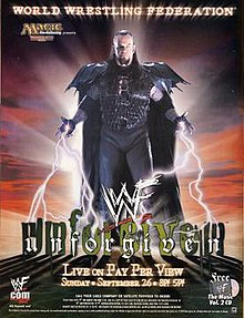 Unforgiven 1999 Wikipedia