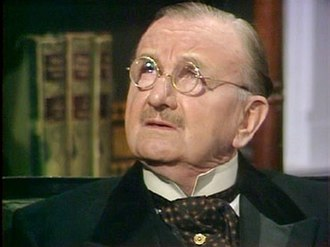 Raymond Huntley - Raymond Huntley in one of his more popular roles as Sir Geoffrey Dillon in Upstairs, Downstairs,1971-75
