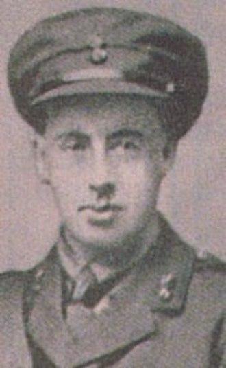 James Emerson - Image: VC James Samuel Emerson