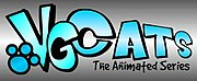 The logo for VG Cats: The Animated Series