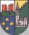 Coat of arms of Valdidentro