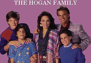 <i>The Hogan Family</i> American television series