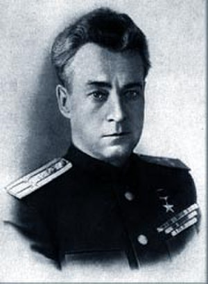 Vasily Barabanov - Vasiliy Arsentevich Barabanov