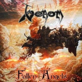 Fallen Angels (Venom album) - Image: Venomfallenangels