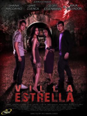 Villa Estrella - Theatrical Poster