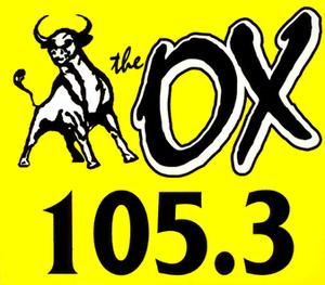 WAOX - Image: WAOX logo