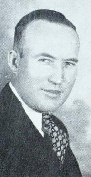 W. C. Riley - Riley pictured in Reveille 1931, Fort Hays yearbook