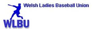 Welsh Ladies Baseball Union - Image: Welsh Ladies Baseball Union logo