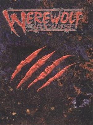 Werewolf: The Apocalypse - Image: Werewolf The Apocalypse cover
