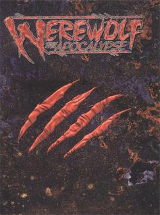 Werewolf: The Apocalypse - Image: Werewolf The Apocalypse cover