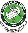 Official seal of Westmoreland County