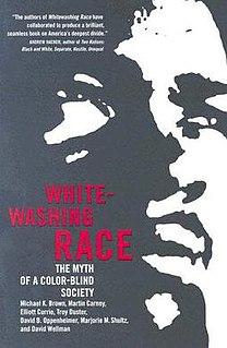 <i>White-Washing Race</i> t