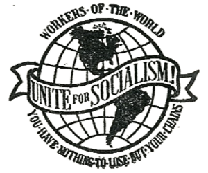 World Socialist Party of the United States - Image: World Socialist Party of the United States logo