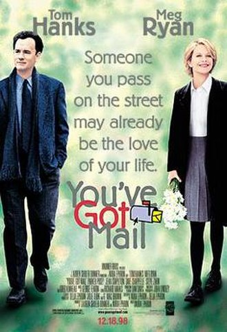 You've Got Mail - Theatrical release poster