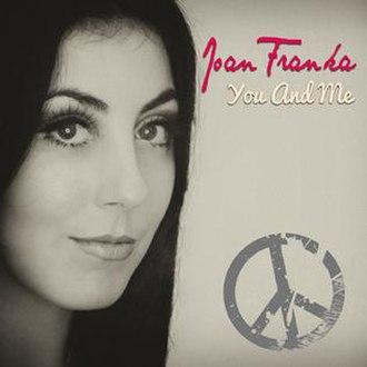 You and Me (Joan Franka song) - Image: Youand Me Joan Franka