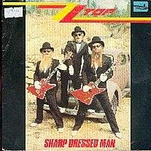 Sharp Dressed Man Wikipedia